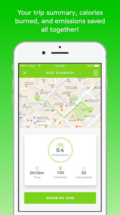 LimeBike - Your Ride Anytime screenshot-4