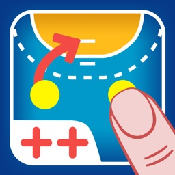 Coach Tactic Board: Handball++