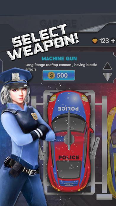 Police Road Riot Shooter screenshot three