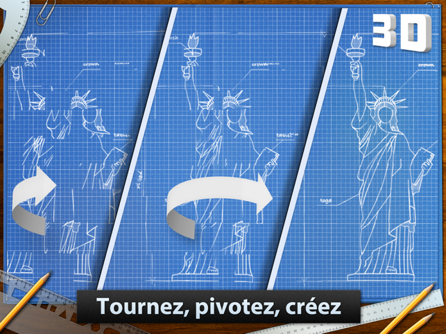 ‎Blueprint 3D HD Capture d'écran