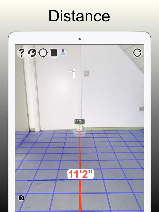AR Camera Ruler Screenshot