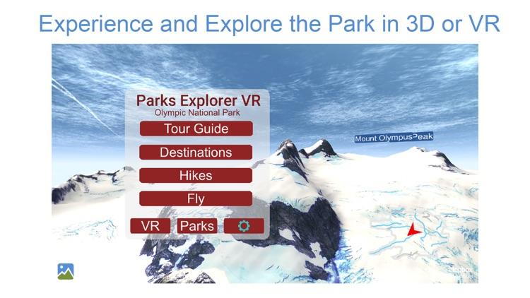 Parks Explorer VR - Olympic screenshot-0