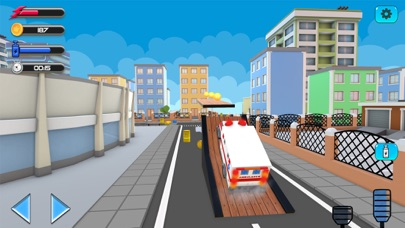 City Stunts Car Driving Games screenshot four