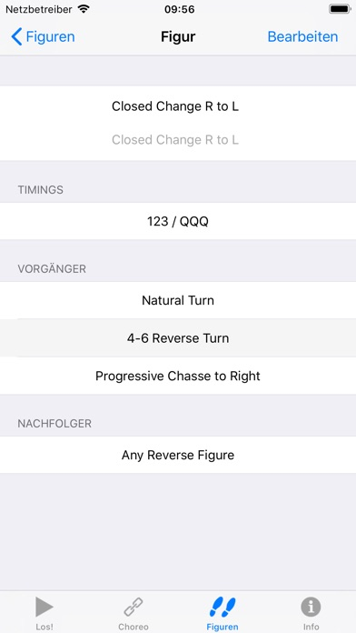 Screenshot for Tanz Choreographie in Germany App Store