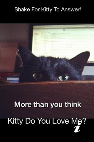 Kitty Do You Love Me? - náhled