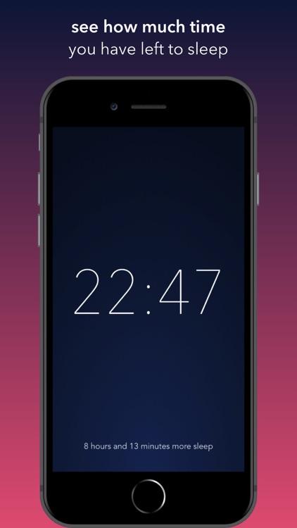 Sleepify - Music Alarm Clock screenshot-3
