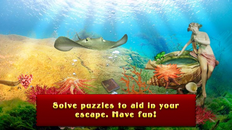 Can You Escape From The Sea ? screenshot-4