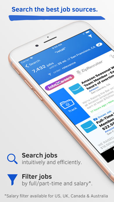 Top 10 Apps like Merlin: Find Jobs & Work in 2019 for iPhone