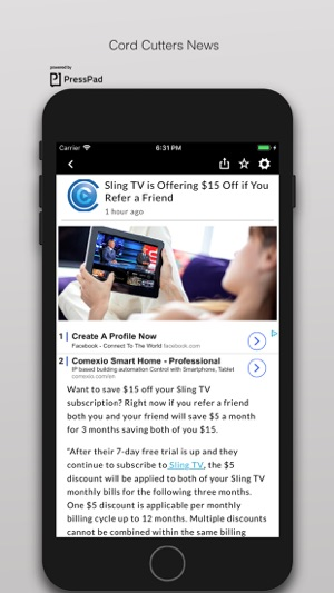 Cord Cutters News on the App Store
