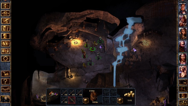 Baldur's Gate screenshot-3