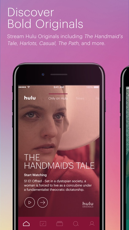 Hulu with Live TV screenshot-3