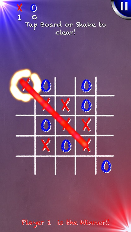 Tic Tac Toe Extreme! screenshot-1