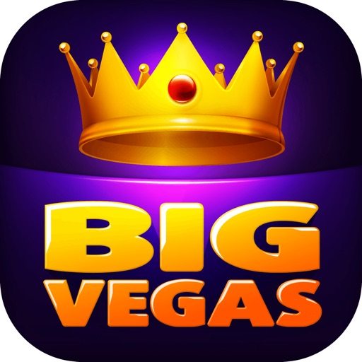 Download Big Vegas Slots free for iPhone, iPod and iPad