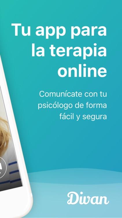 Divan terapia online