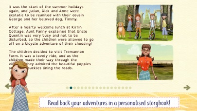 The Famous Five Adventure Game screenshot 10