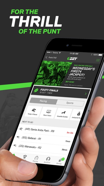 UBET - Racing & Sports Betting