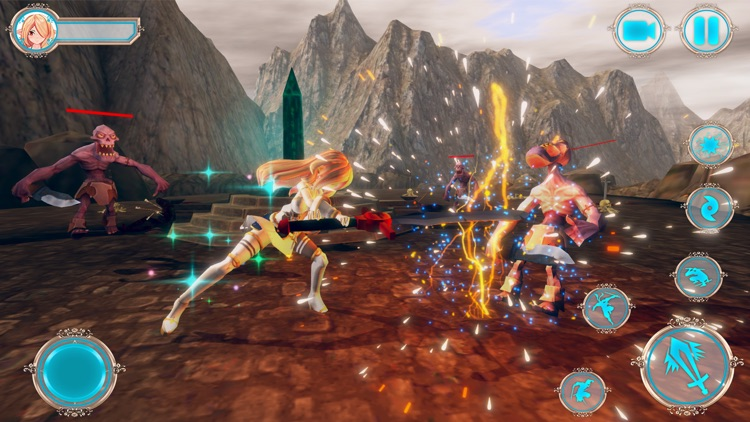 Soul Goddess- Hero Battle 2018 screenshot-3