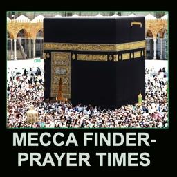 Mecca Finder - Direction (Qibla) & Prayer Timings