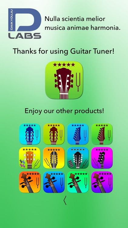 Acoustic Guitar Tuner Pro screenshot-9