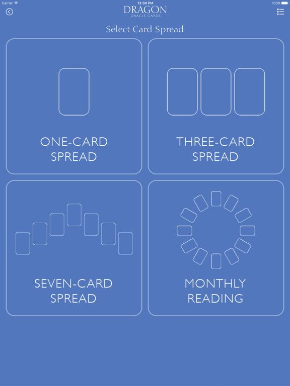 Dragon Oracle Cards screenshot 7