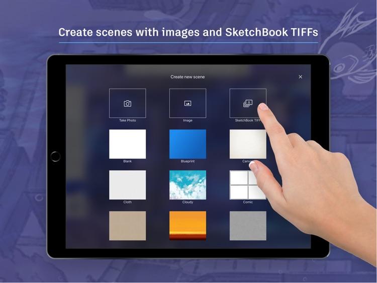 SketchBook Motion screenshot-4