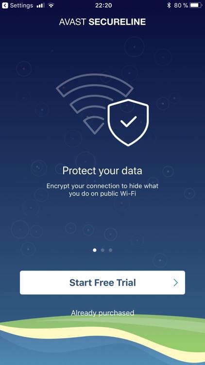 VPN SecureLine – Security & Privacy Proxy by Avast screenshot-3
