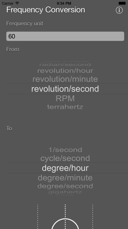 Frequency Conversion screenshot-3
