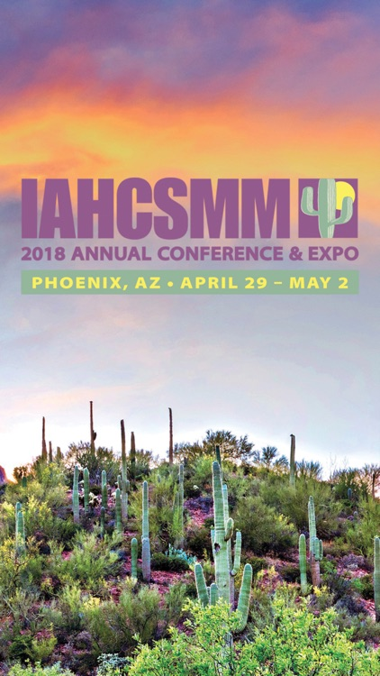 IAHCSMM 2018 Annual Conference by International Association of