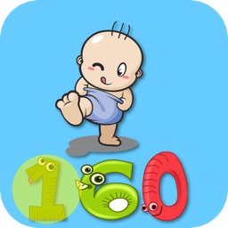 Count To 60 Number Learn 123 9