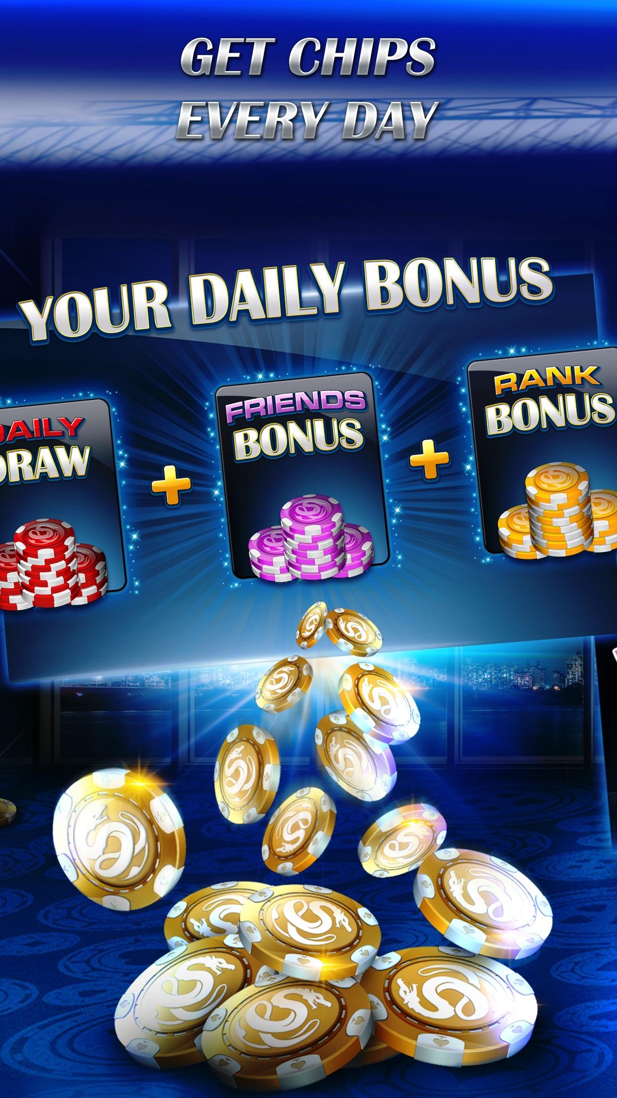 Live Hold'em Pro - Poker Game Screenshot