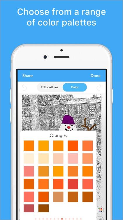 Colorscape - color your photos screenshot-4