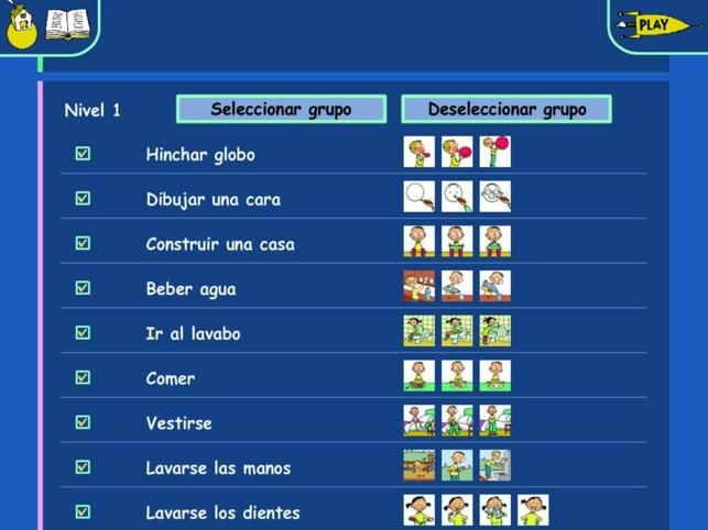 iSECUENCIAS Screenshot