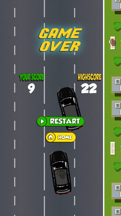 Royle Taxi Ride Highway Crash screenshot-3