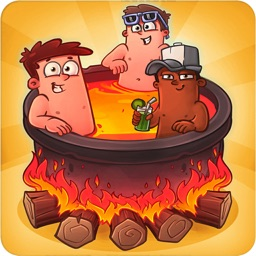 Idle Hell Clicker: Tycoon game