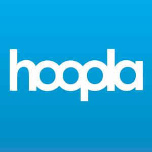 Hoopla Digital Books app