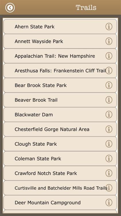 New Hampshire Camps Guide screenshot-3