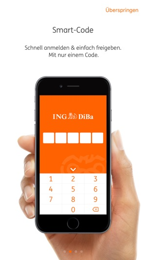 Ing Diba Login App