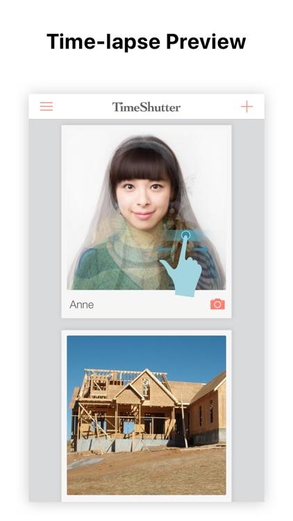 TimeShutter more than selfies