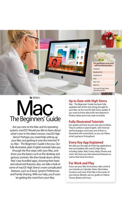 BDM's Guides for Mac & Macbook screenshot 5