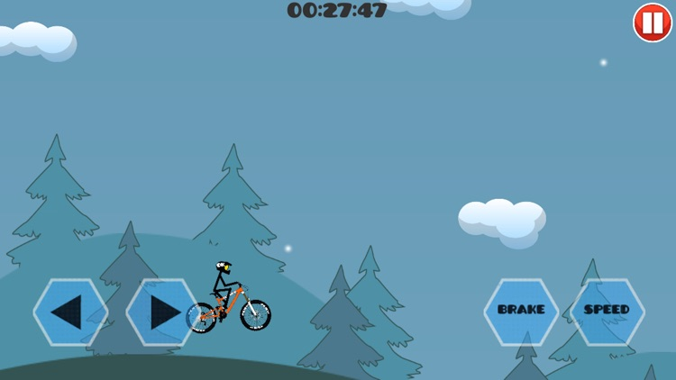 Crazy Mountain Bike screenshot-3