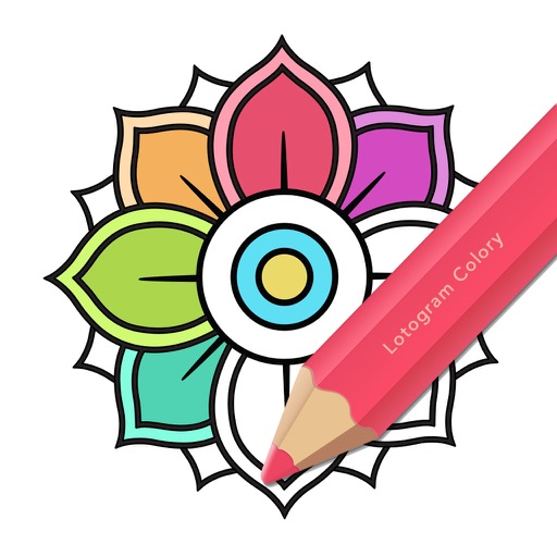 Colory: Coloring Book for Adults