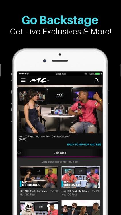 Music Choice - Listen & Watch screenshot-3
