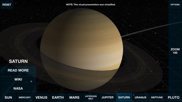 Solar System Overview 3D screenshot-3