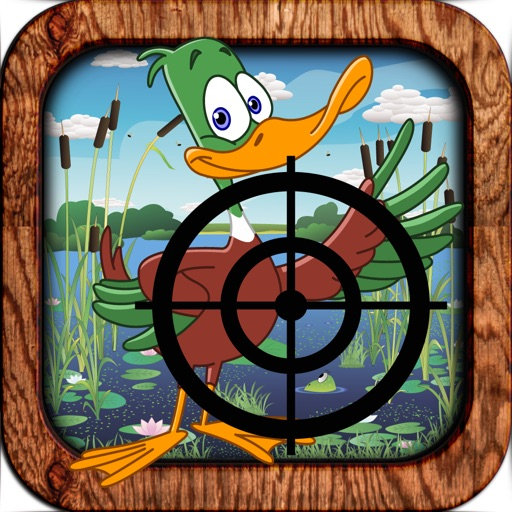 The Hunted Duck - Swamp Duck Hunter Pro