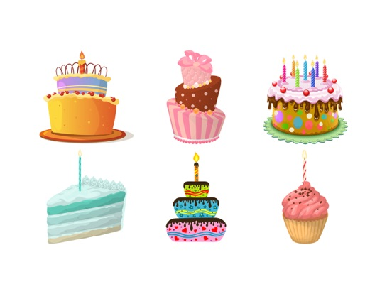 3d Happy Birthday Cake Sticker App Price Drops