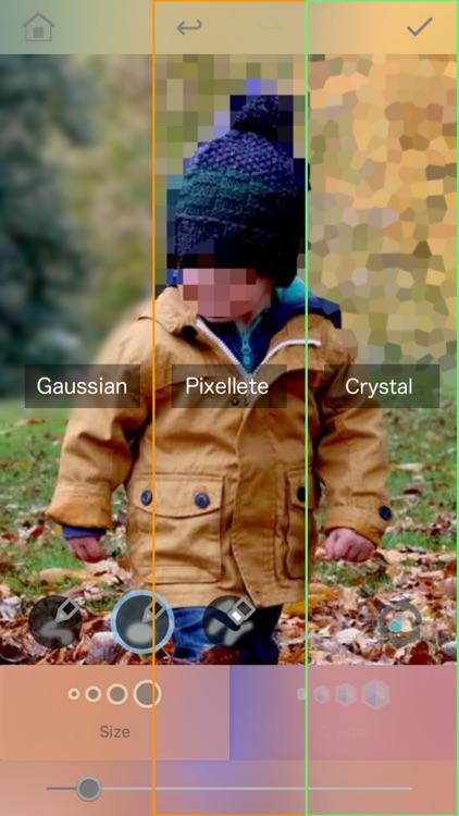 Bokasoon - Blur Background & Hide Face with  Blur