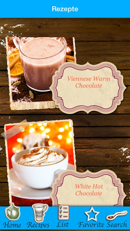 Christmas Recipes Winter Drink