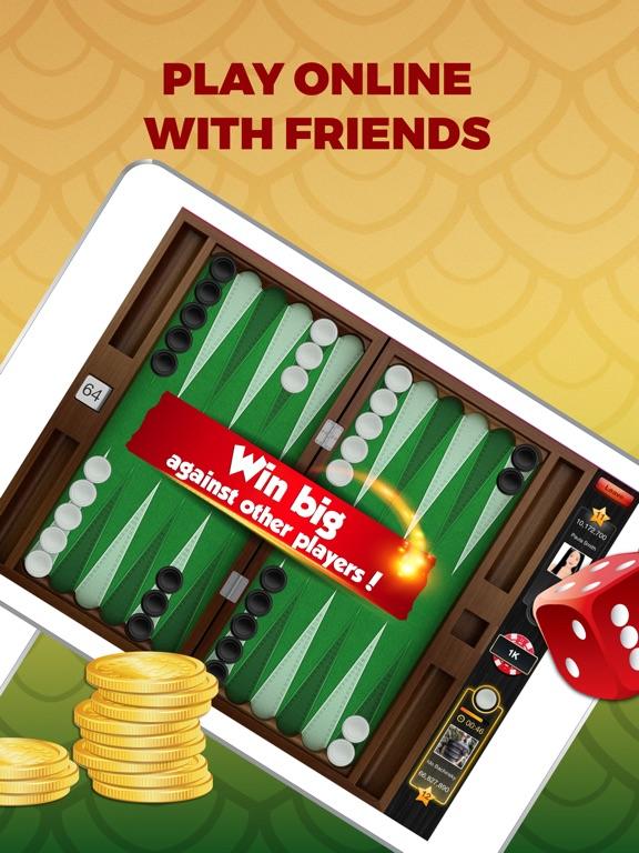 backgammon online casino
