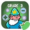Crazy Math Adventure Grade 3