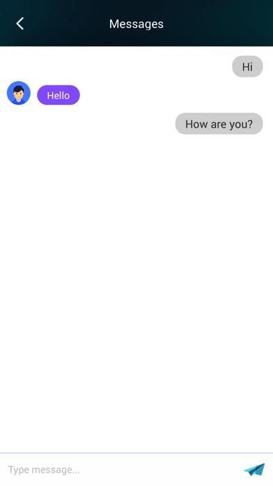 Incog Chat screenshot three